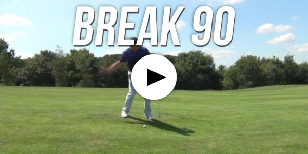Improve your game - break 90