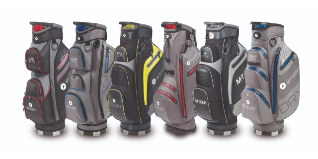 New Motocaddy Golf Bags