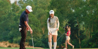 Girl and Boy Compete in Dramatic Playoff Finish to Faldo Series Asia Grand Final
