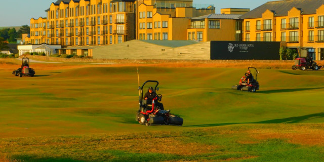 What Greenkeepers Are Doing To Maintain Courses While Closures Are In Place