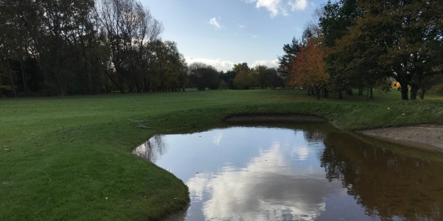 Waterlogged Fairways