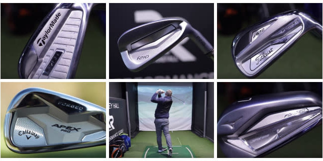 Top 5 Players Irons of 2019