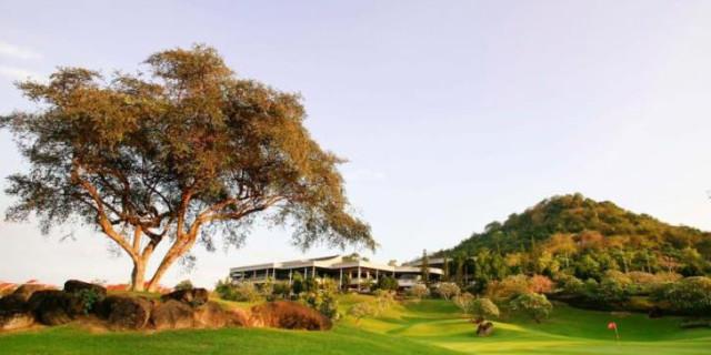 Thailand Golf Laem Chabang