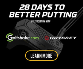 28 DAYS TO BETTER PUTTING