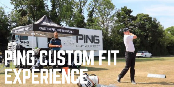 The importance of custom fitting with PING