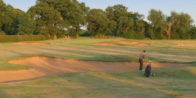 Why Golfer Take A Break