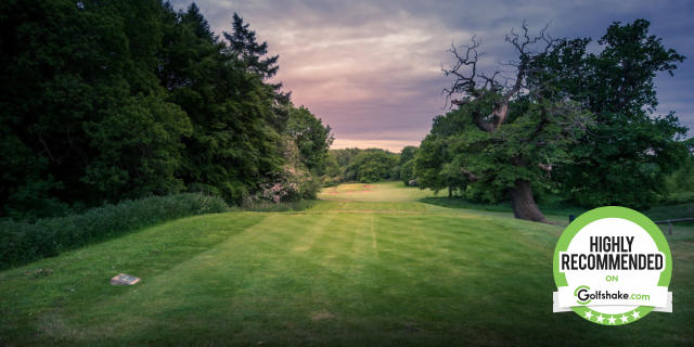 Stoneleigh Deer Park Golf