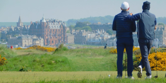 What Makes The Perfect Golf Playing Partner