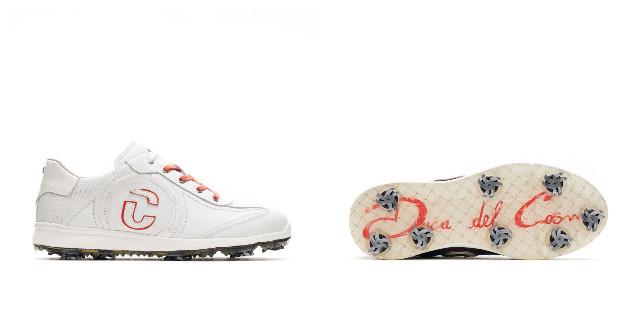Duca Del Cosma Masters White Golf Shoe Review
