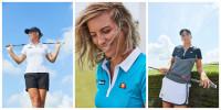ellesse Launches Golf Apparel Range With Mel Reid as Ambassador