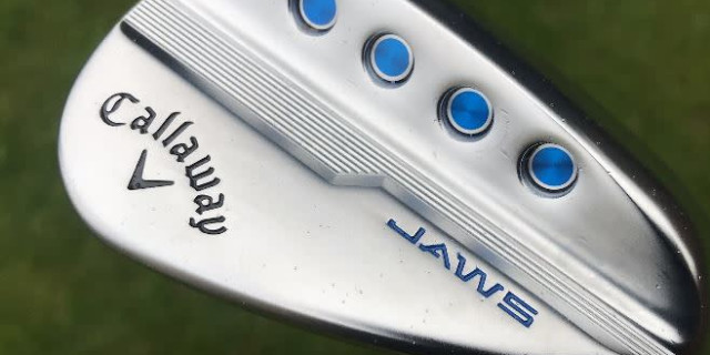 Callaway JAWS MD5 Wedges Review