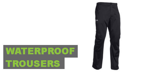 The Best new waterproof trousers
