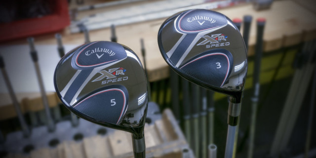 Callaway Unveils XR Speed Driver and Fairway Woods