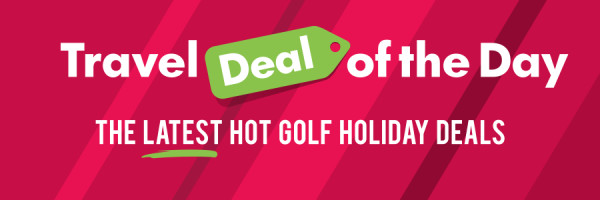 The Latest Hot Golf Holiday Deals