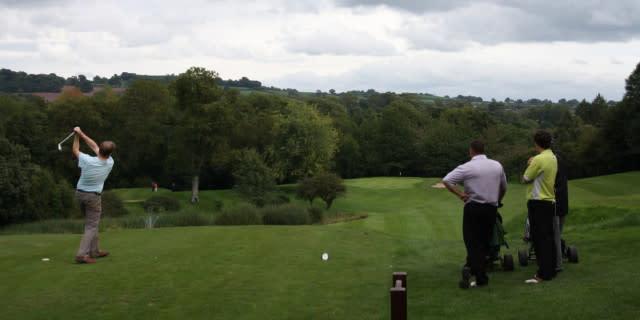 Golf Lockdown