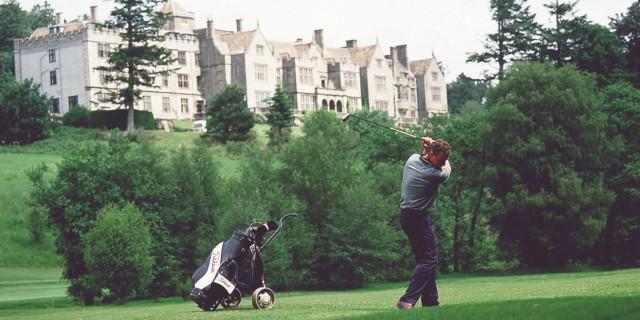 Golf club member