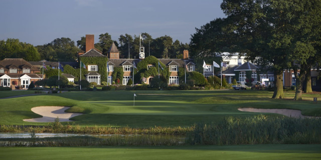 The Belfry 18th