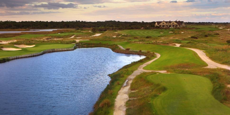 Golf in Charleston