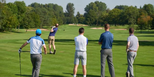 Social Golfers