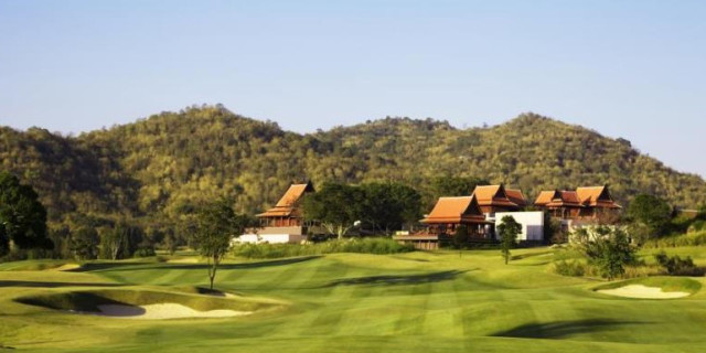 Thailand Golf Banyan Golf Club