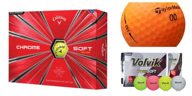 5 of the Best Winter Golf Balls for 2018/19