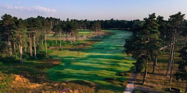 The Berkshire Golf Club