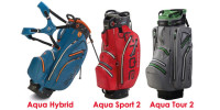 BIG MAX Adds New Models to AQUA Golf Bag Range