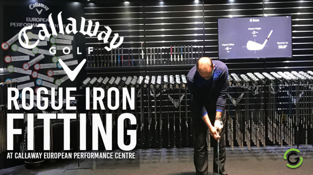 Callaway Custom Fitting - Kevin's Story