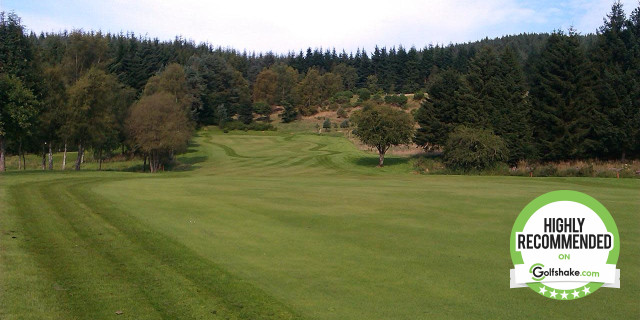 Aboyne Golf
