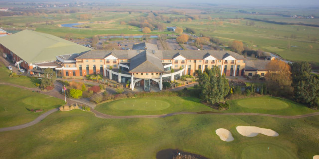 Five Lakes Crowne Plaza Resort, Colchester
