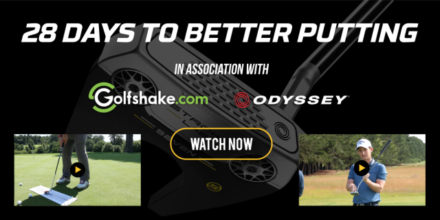 Sign Up to Our '28 Days to Better Putting' Series