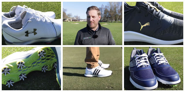 Top 5 Golf Shoes of 2019