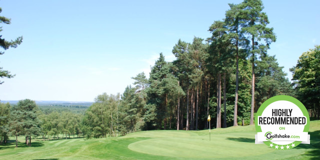 Old Thorns Golf