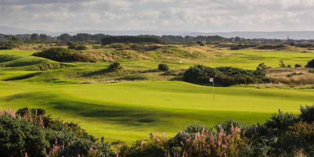 Dundonald Links Golf Courses
