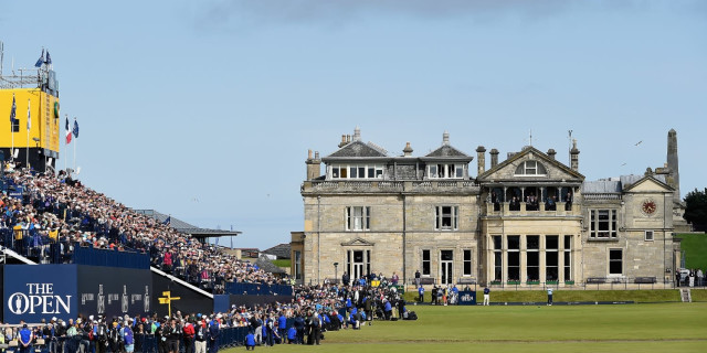 R&A The Open