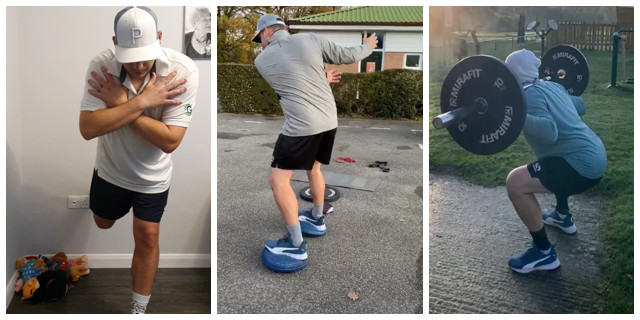 Fitness Improvement