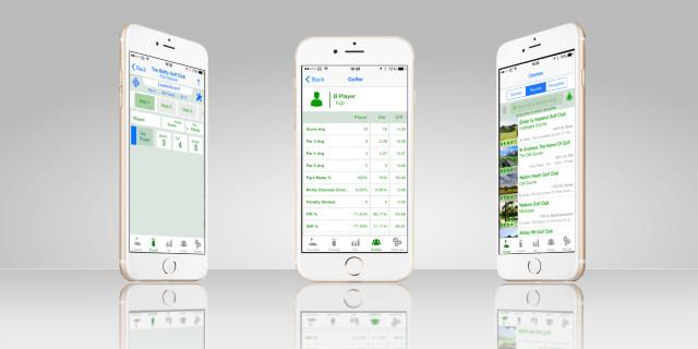 Golfshake App