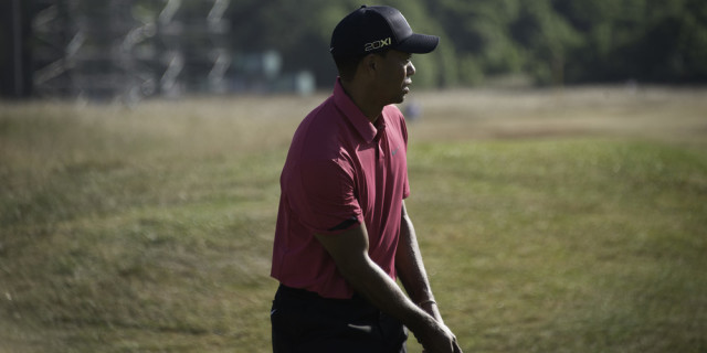 Woods kicks off event with Hero Shot win in walk-off fashion