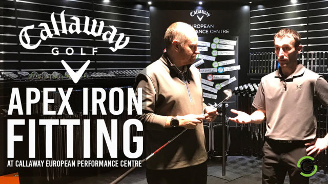 Callaway Custom Fitting - Andy's Story