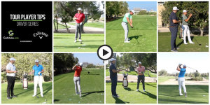Tour Player Driver Tips Series