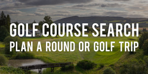 Interactive Golf Course Search