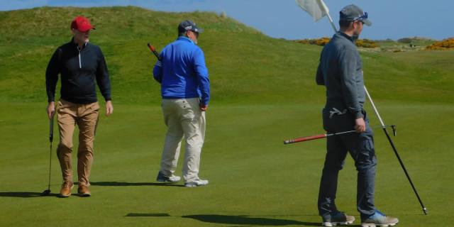 Golfshake Members Embark on A Golfing Odyssey