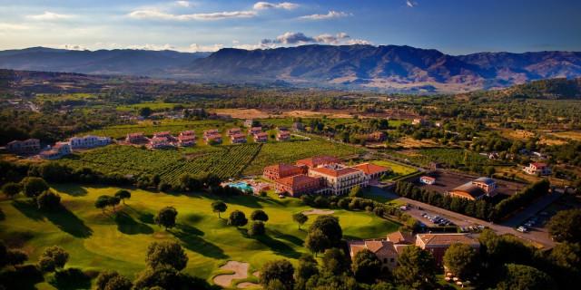 Golf on Sicily