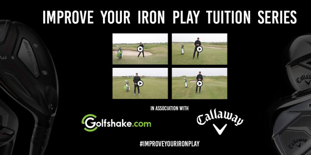 Sign Up to Our 4 Week #ImproveYourIronPlay Series