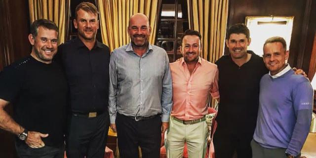 Bjorn Reveals Four New Ryder Cup Vice Captains