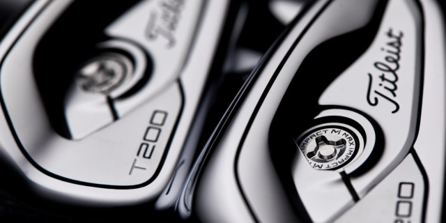 Titleist Introduces New TSeries 620 MB CB Irons