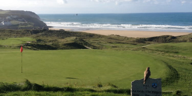 Perranporth Golf