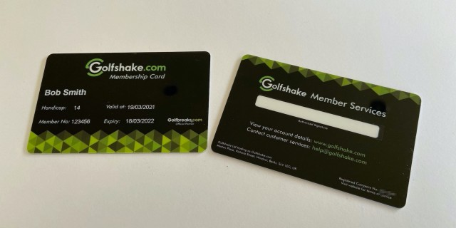 Golfshake Launches New Club Member Service For Avid Golfers