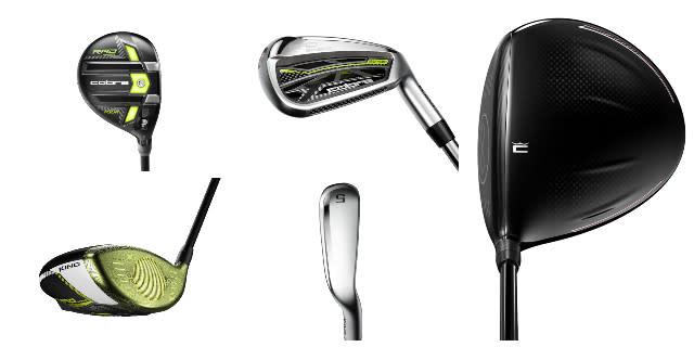 COBRA Golf Unveils New RADSPEED Family For 2021