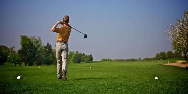 Summer Golf Boom